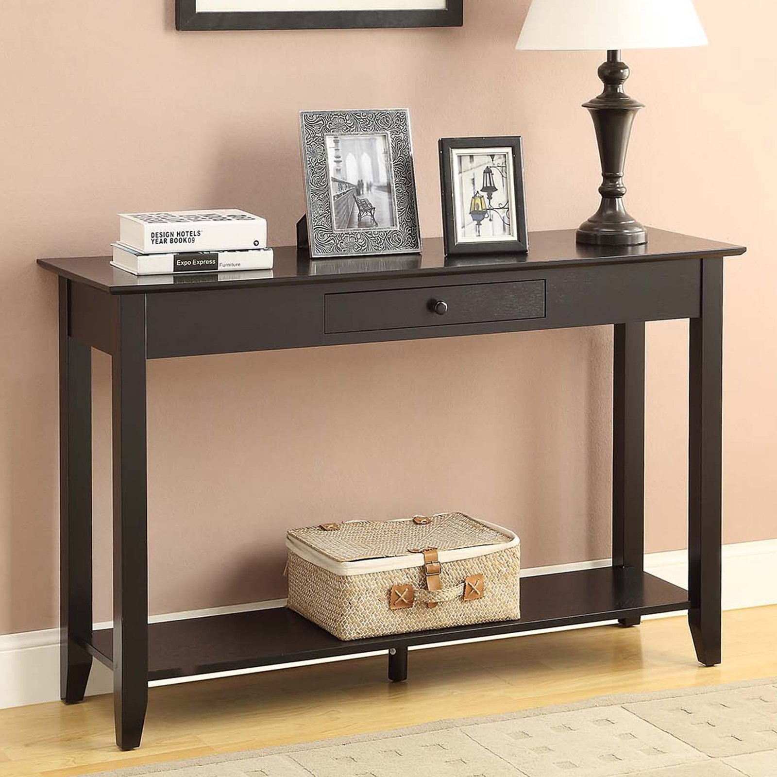Convenience Concepts American Heritage Console Table Multiple