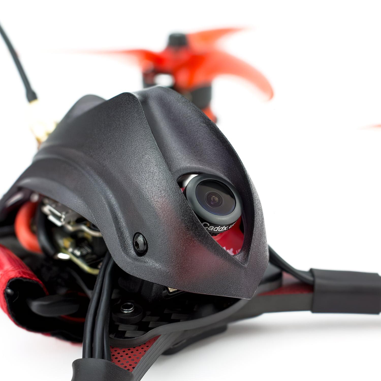 4PCS 2400KV CW LED Brushless Motor Set for EMAX Hawk 5 Pro RC Drone Quadcopter