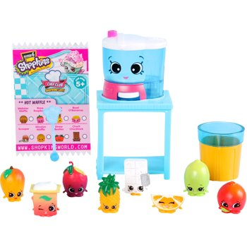 Shopkins Chef Club Juicy Smoothie Collection