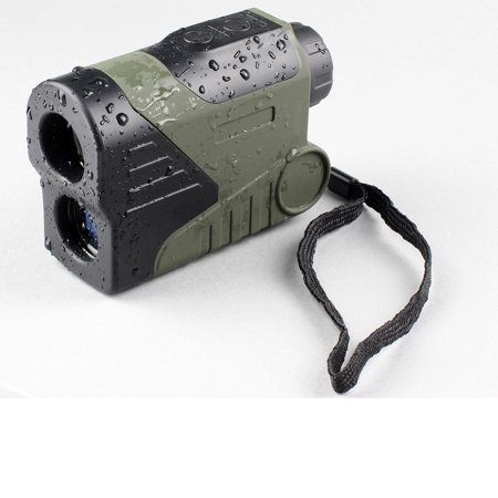 Luna Optics 600m Laser Rangefinder Plus Speed Meter
