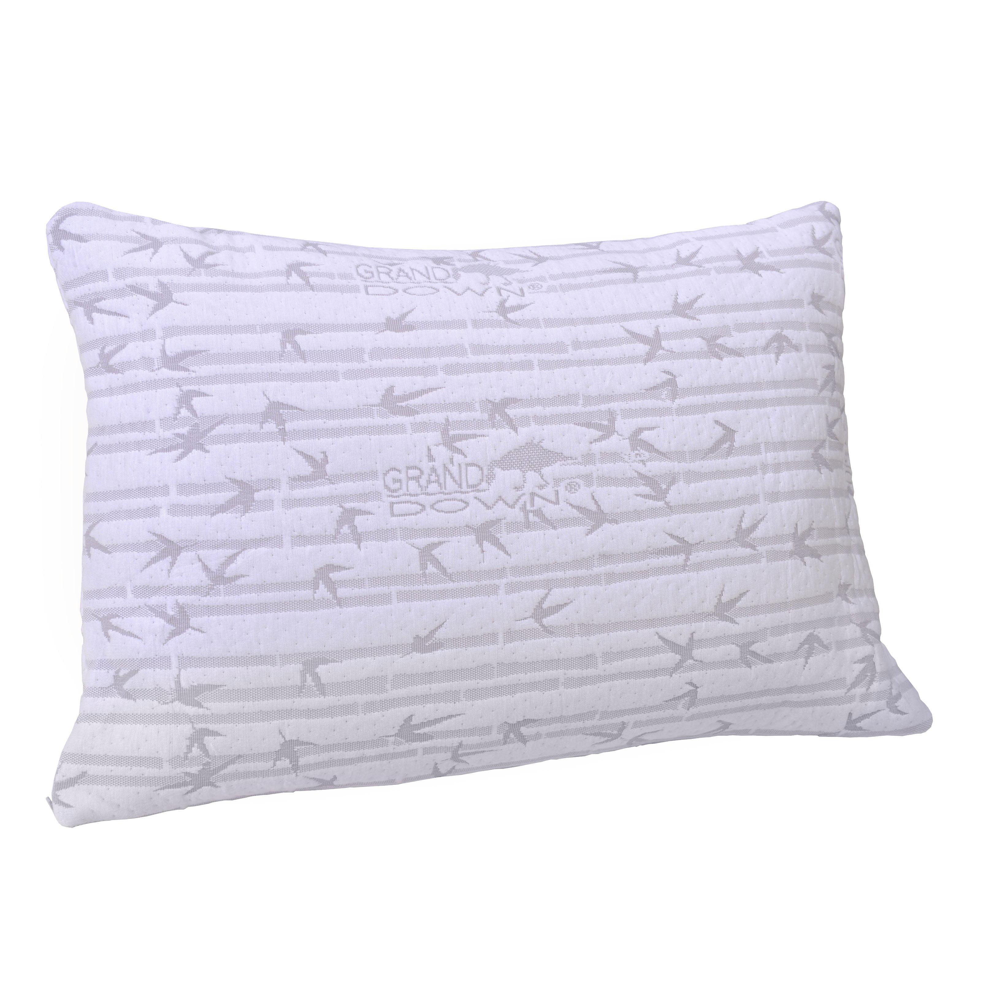 memory foam bamboo ip botanical com reviews comfort walmart pillow