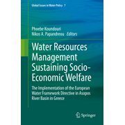 Water Resources Management Sustaining Socio-Economic Welfare - eBook
