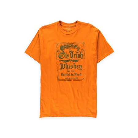 SONOMA life+style Mens Green Ivy Ole Irish Whiskey Graphic