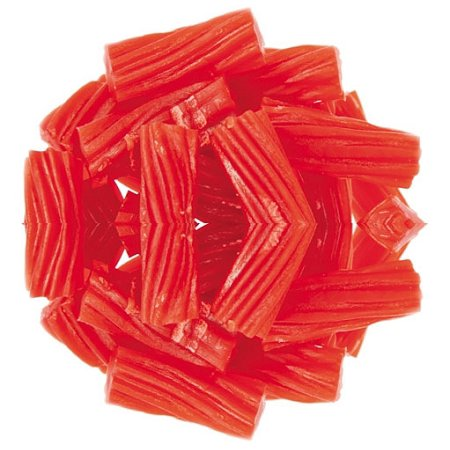 Kookaburra Red Raspberry Licorice Candy, (15.4