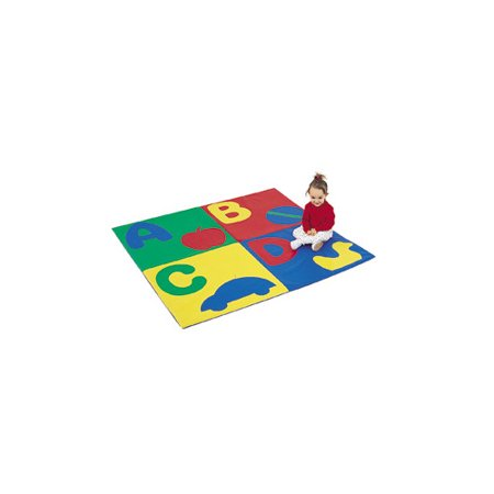 Children's Factory ABC Crawly Floor Mat