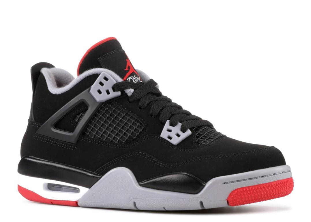 Air Jordan 4 Retro Bg (Gs