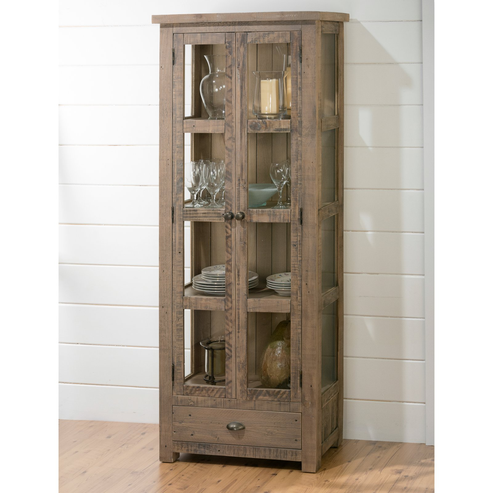 Jofran Slater Mill China Cabinet