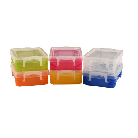 Super Stacker® Crayon Box, Assorted Colors