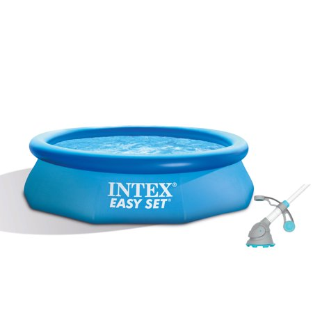 Intex 10 X 30 Quot Easy Set Above Ground Pool Kokido Krill