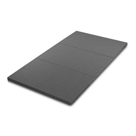 Confer SP3248 8' x 8' Handi Spa Hot Tub Deck Foundation Plastic Resin Base