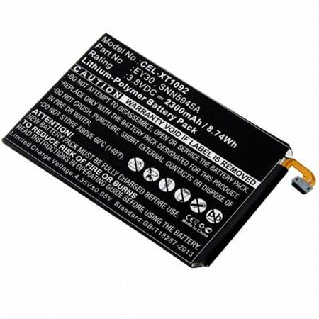 Dantona Industries CEL-XT1092 Batterie de t-l-phone portable de remplacement pour Motorola EY30 - image 1 de 1