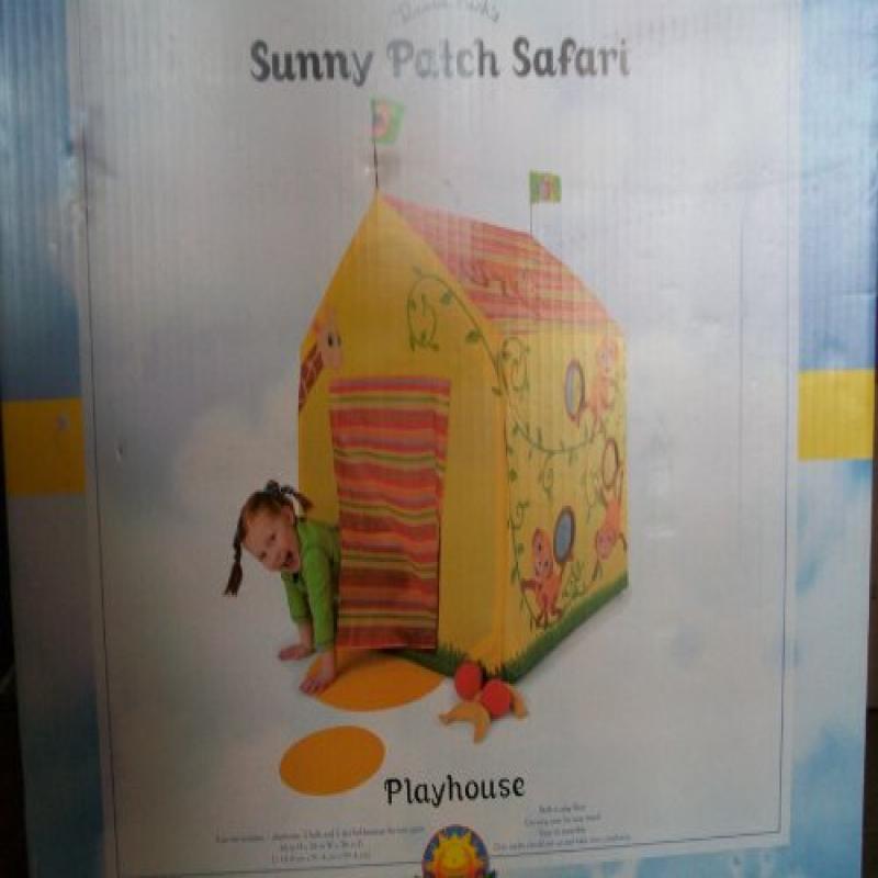 Sunny Patch Safari Playhouse By David Kirk's