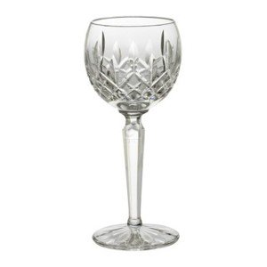 WATERFORD LISMORE HOCK, 6 OZ Glass