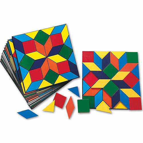 Learning Resources Parquety Block Super Set