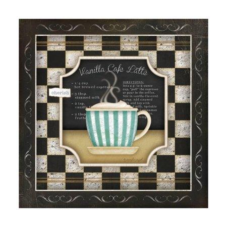 Kitchen Cuisine Coffee IV Print Wall Art By Jennifer (Iv Kitchen)
