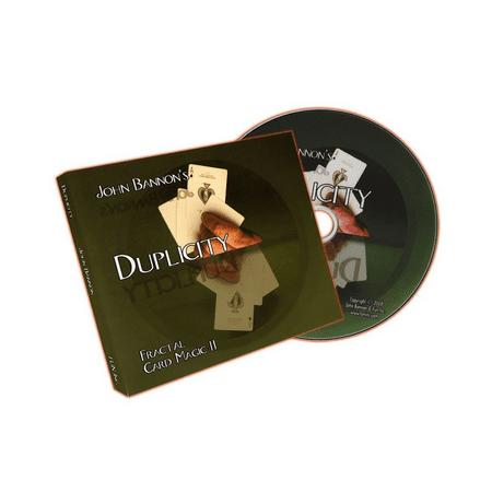 Murphys Magic Duplicity  Cards And Dvd  By John Bannon