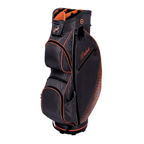 Datrek Golf CB Lite Cart Bag (Slate/Orange)
