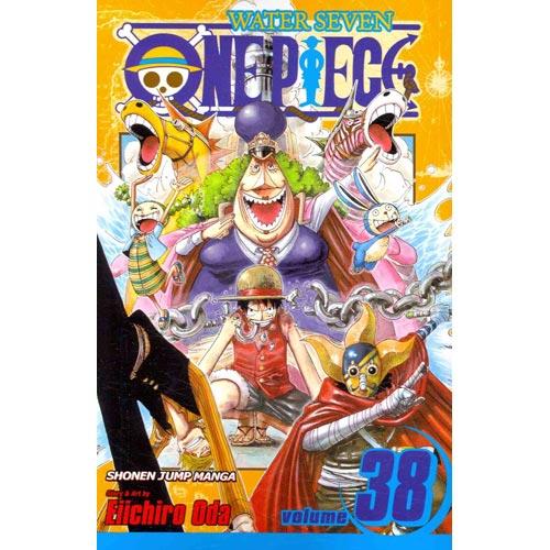 One Piece 38: Rocketman