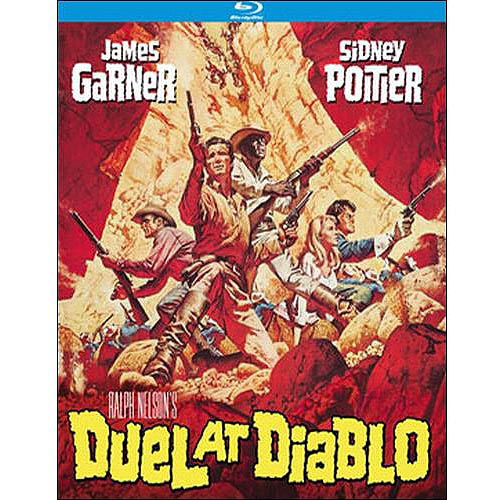 Duel At Diablo (1966) (Blu-ray) KICBRK1336