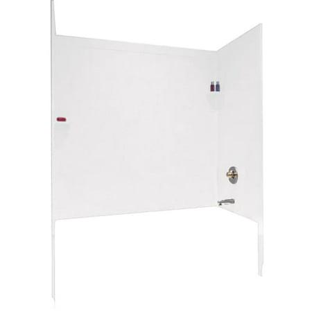 Swanstone SSIT-60-3 Three Panel Shower Wall Kit 33-1/2