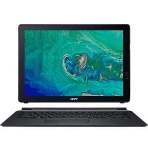 "Acer Switch 7 Black Edition SW713-51GNP-879G 13.5"" LCD 2 in 1 Notebook - Intel Core i7 (8th Gen) i7-8550U Quad-core (4 Core) 1.8GHz - 16GB LPDDR3 - 512GB SSD - Windows 10 Pro"