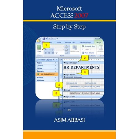 Ms Access 2007: Step by Step - eBook