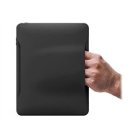 MARWARE Sport Grip Pro - Protective cover for tablet - silicone - black, blue - for Apple iPad 1