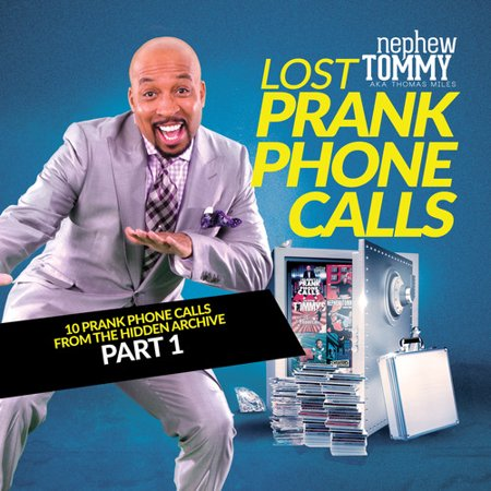 Lost Prank Phone Calls Part 1 (CD)