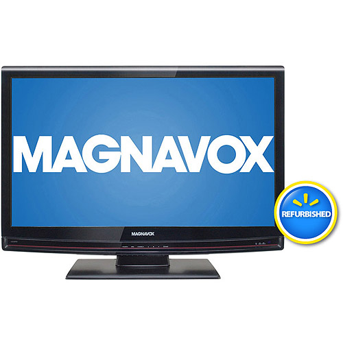 "26"" LCD TV with Built-in DVD Player"