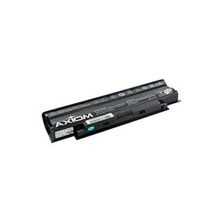 Axiom Memory Solution,lc (batt401) Li-ion 6-cell Battery For Dell - 312-1201, 312-0233 - image 1 of 1
