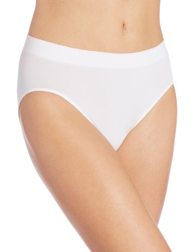 Bali Womens One Smooth U All-Around Smoothing Hi-Cut Panty, 6, Blue Oasis