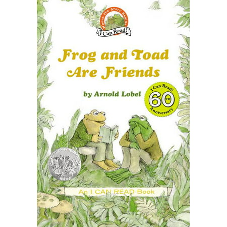 I Can Read Level 2: Frog and Toad Are Friends (Hardcover)