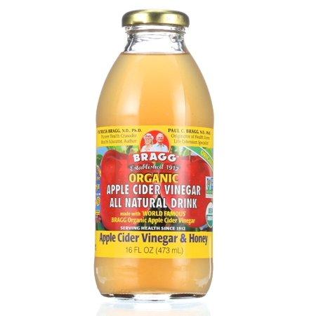 Bragg Organic Apple Cider Vinegar & Honey All Natural