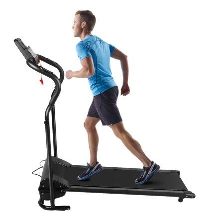 500W Running Training Electric Folding Compact Treadmill ...