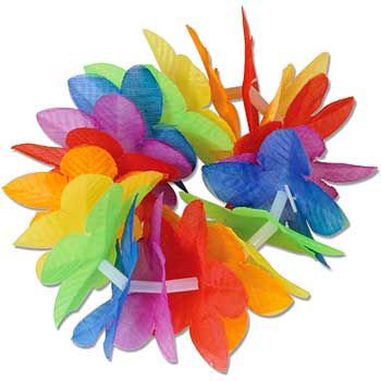 Lei Bracelet (each) - Party Supplies