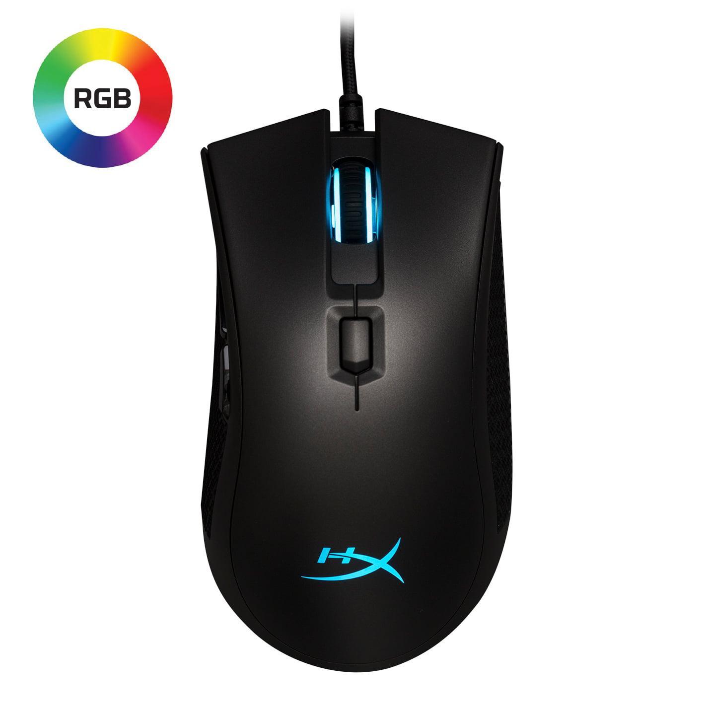 Hyperx Pulsefire Fps Pro Rgb Gaming Mouse Walmart Com Walmart Com