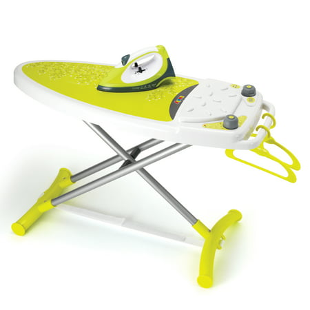 - Smoby - Pretend Ironing Board and Electronic Iron