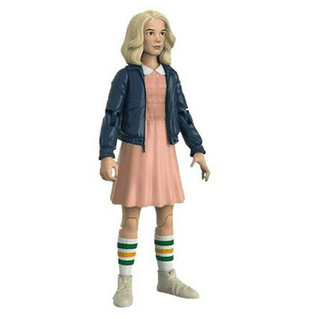 Blonde Storybook Characters (Funko Stranger Things Eleven in Blonde Wig Action Figure [Eggo Box] [No)