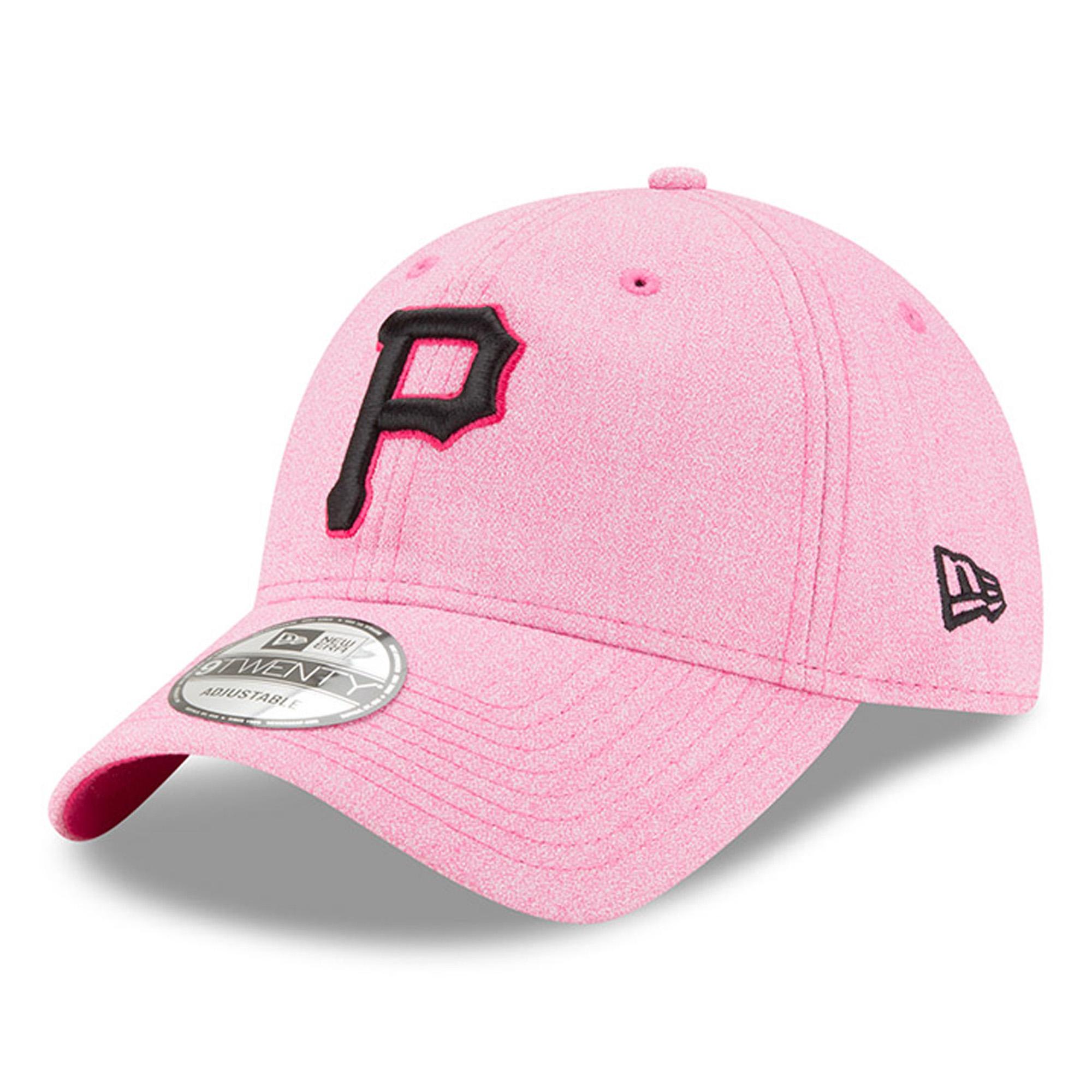 Pittsburgh Pirates New Era 2018 Mother's Day 9TWENTY Adjustable Hat - Pink - OSFA