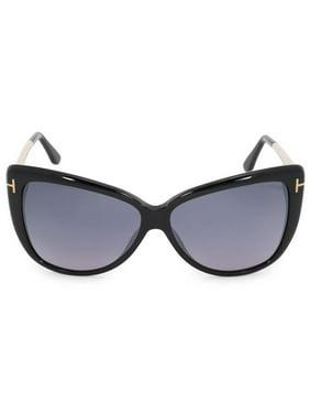 33fc28f74b7ac Product Image TOM FORD FT 0512 Sunglasses 01C Shiny Black