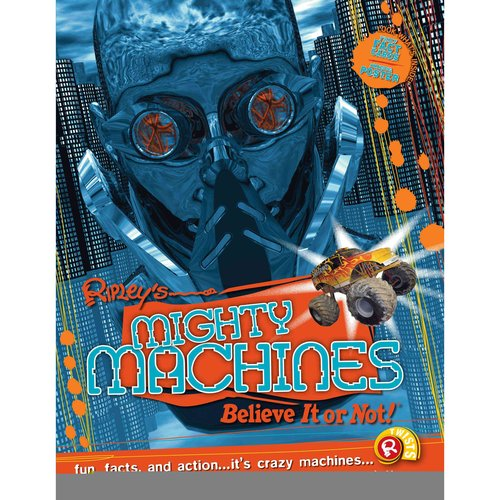 Ripley's Believe It Or Not! Mighty Machines