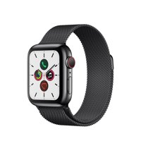 Deals on Apple Watch Series 5 GPS + Cellular 40mm SmartWatch Stainless Steel