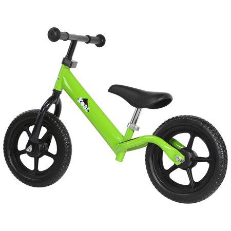 KOBE Steel Balance Running Bike - Lightweight No Pedals - Perfect Training Bike For Toddlers & Kids - Green - image 1 de 7