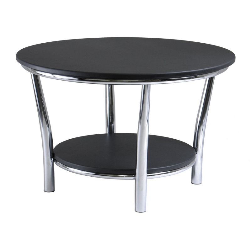 Winsome Xola Coffee Table With 2 Drawers   Walmart.com