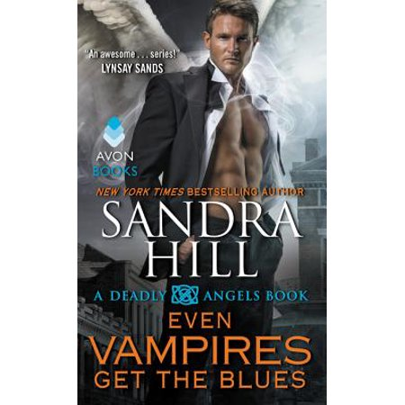Even Vampires Get the Blues : A Deadly Angels Book - Get The Vampire Look For Halloween