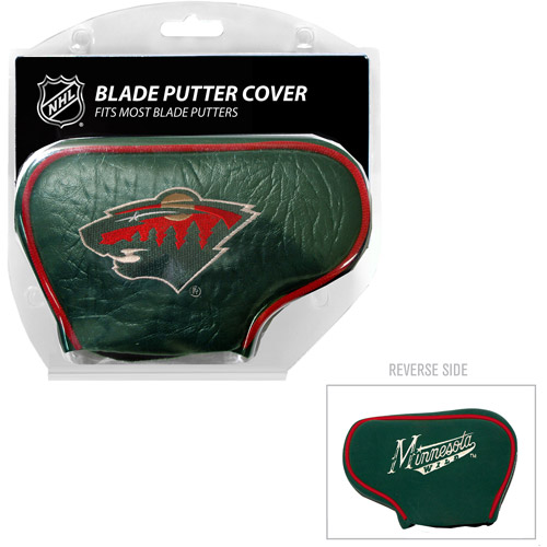 Team Golf NHL Minnesota Wild Golf Blade Putter Cover