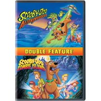 Scooby-Doo: The Alien Invaders & On Zombie Island (DVD)