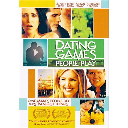 Dating Games People Play POSTER Movie Mini Promo - Disneyland Halloween Dates