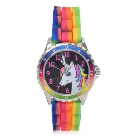 Rainbow Unicorn Kids Watch