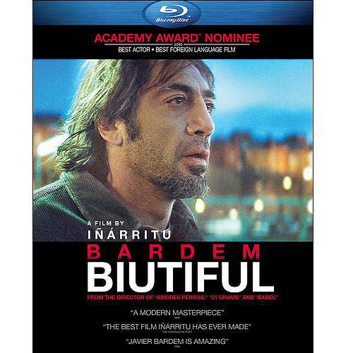 Biutiful (Blu-ray) (Spanish) (Widescreen)